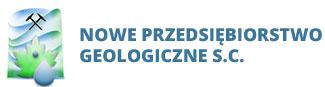 nowe przedsiebiorstwo geologiczne sc logo